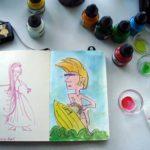 acrylic_sketch