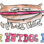 hotdog-dog